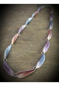 Chilli Aluminium Repeat Link Necklace