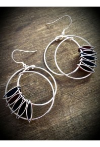 Beecroft Aluminium Large Earrings