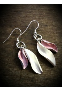 Mixed Shell Medium Earrings