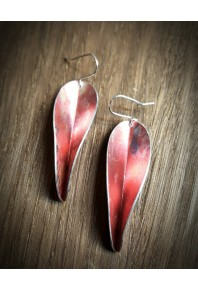 Chilli 17 Aluminium Single Earrings