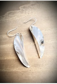 Chilli 17 Silver Single Earring